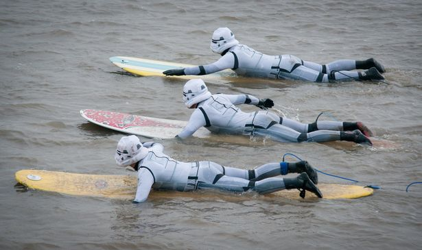 Star Wars Surfers 02