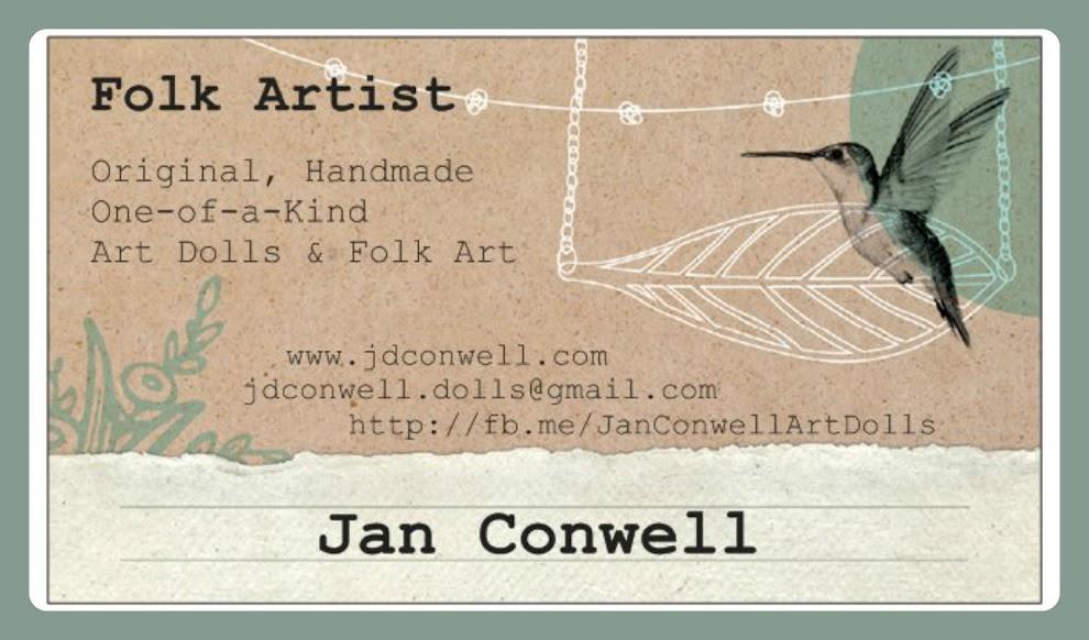 Jan Conwell