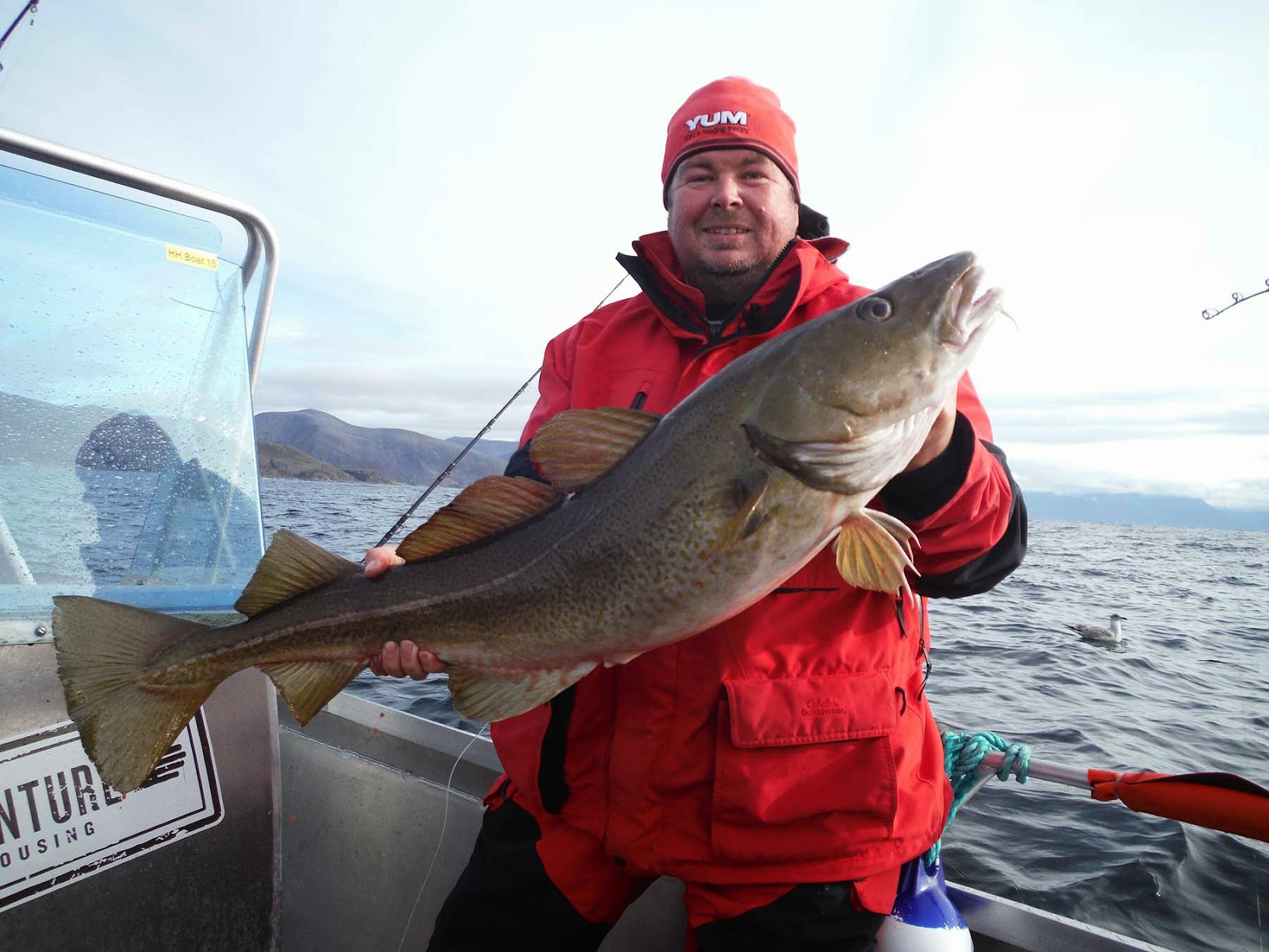 рыбалка в любую погоду
