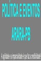 POLÍTICA E EVENTOS ARARA-PB