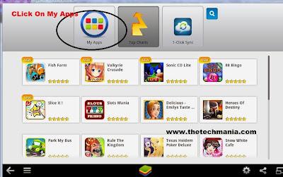 My apps - Whatsapp