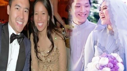 Majlis Resepsi Perkahwinan Anak PM Dan TPM Serentak