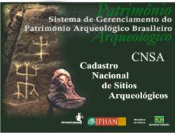 Cadastro Nacional de Sítios Arqueológicos