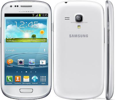 Samsung I8190 Galaxy S III mini Smartphone