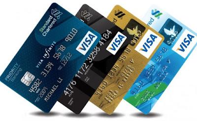 Kartu Kredit Standar Chartered