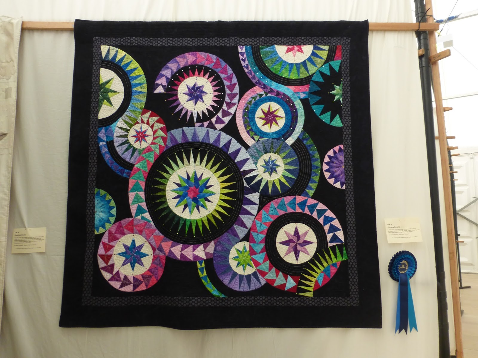 Sashiko And Other Stitching Great Northern Quilt Show