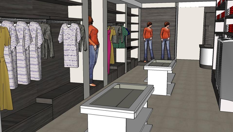 Super Traço Original: Projeto Arquitetura de Interiores e Mobiliário  DV51