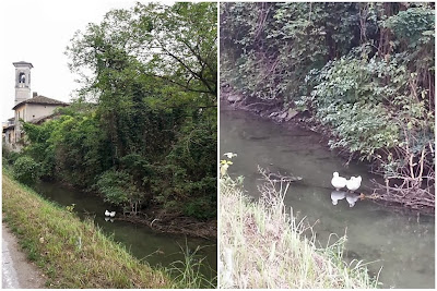 ciclovia tre fiumi