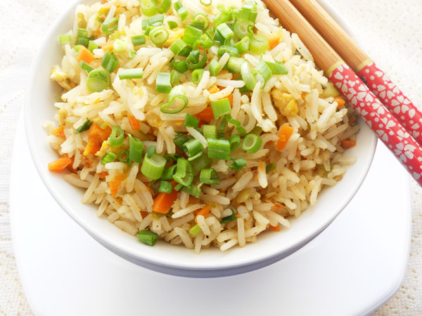 chicken fried rice recipe in malayalam language history