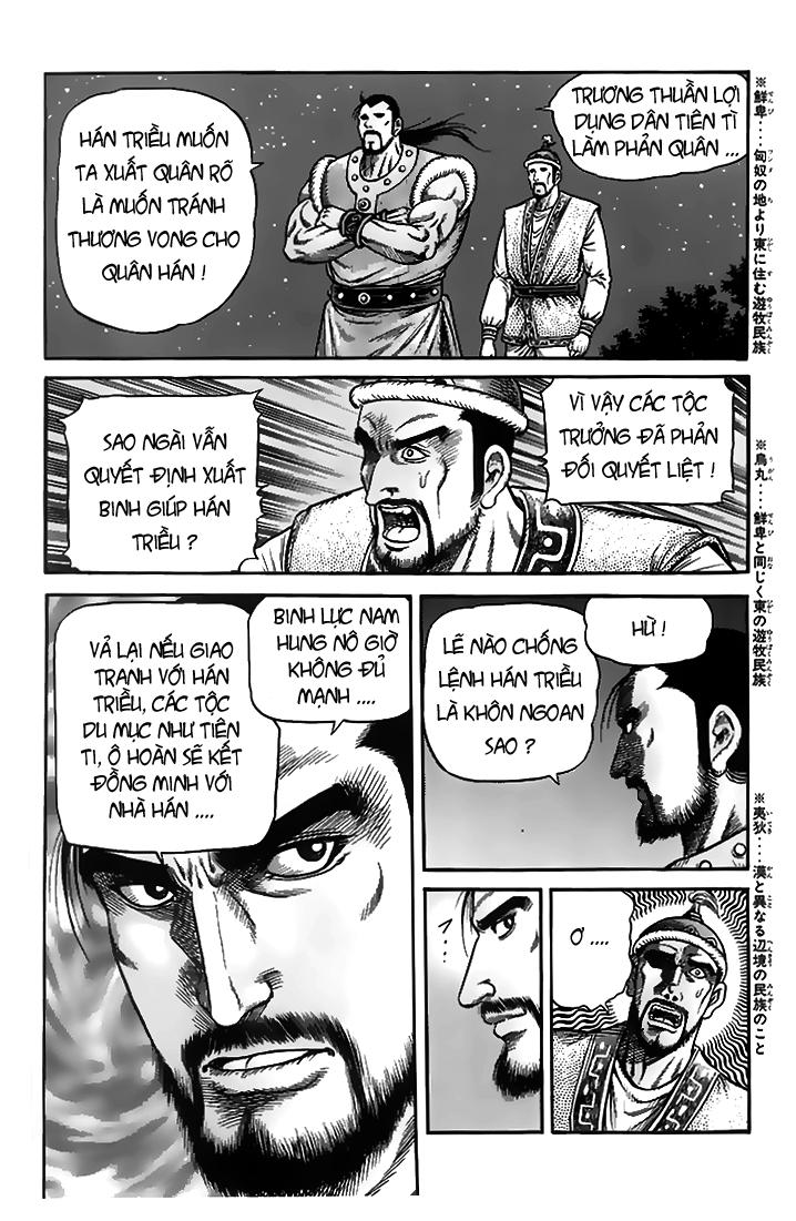 Chú Bé Rồng - Ryuuroden chap 115 - Trang 16
