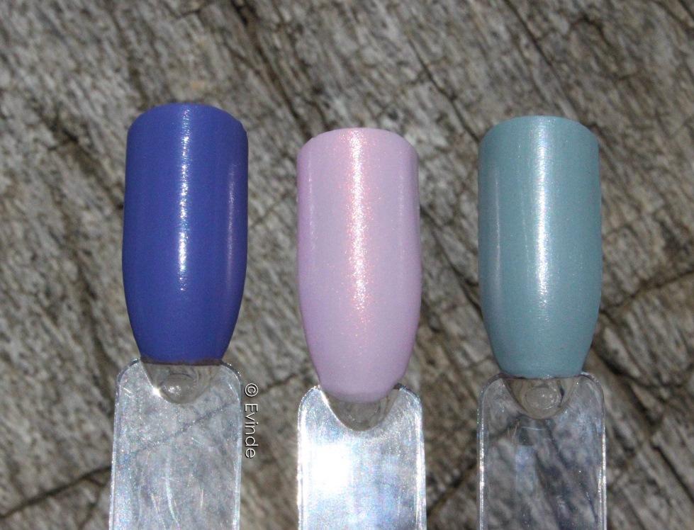 china glaze spring nail polish