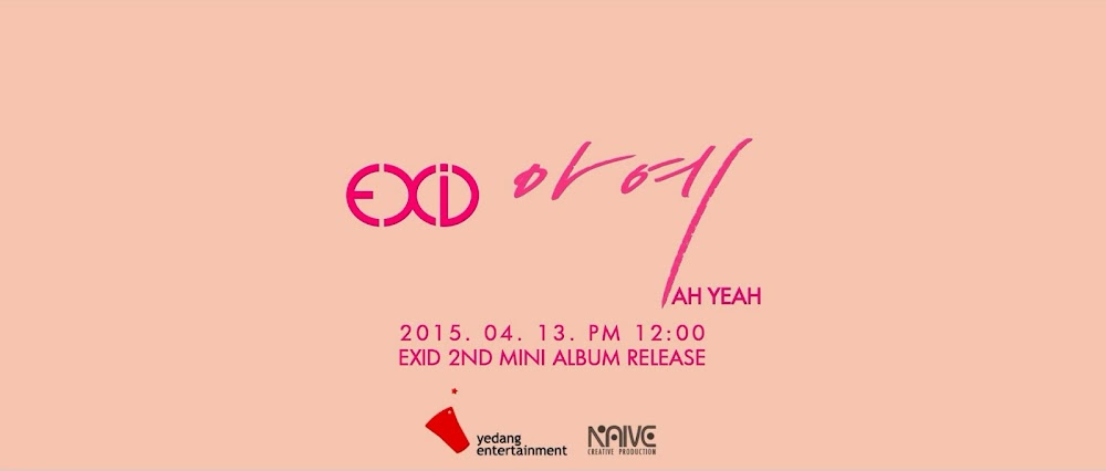 EXID Ah Yeah