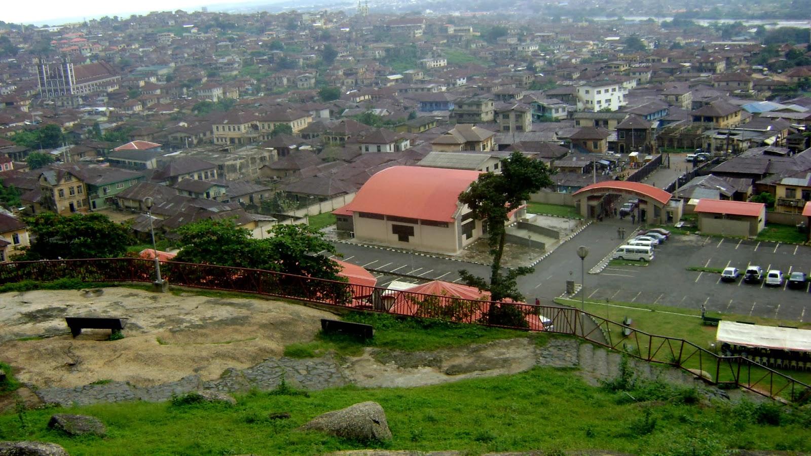 Photos of Nigeria: Olumo Rock, Abeokuta, Ogun State