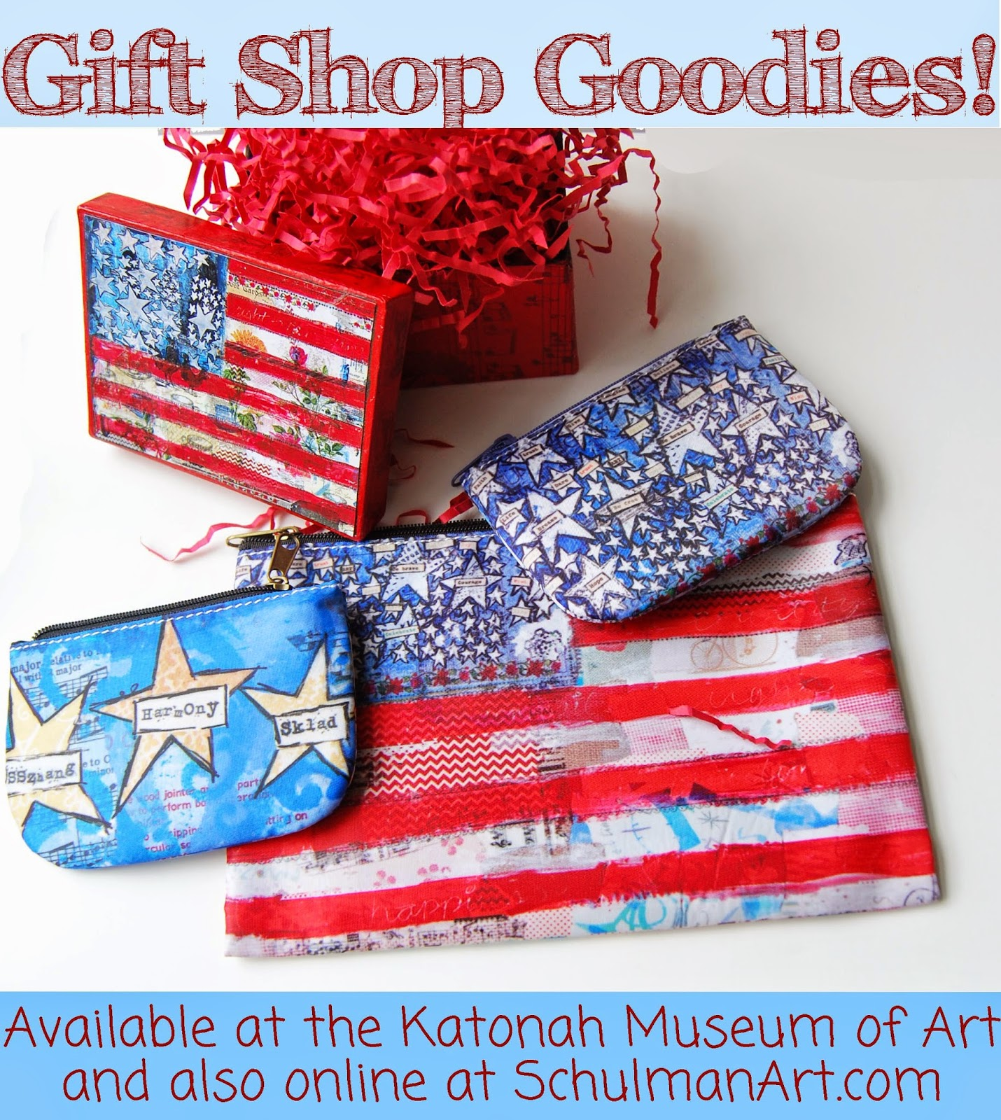 flag themed gifts