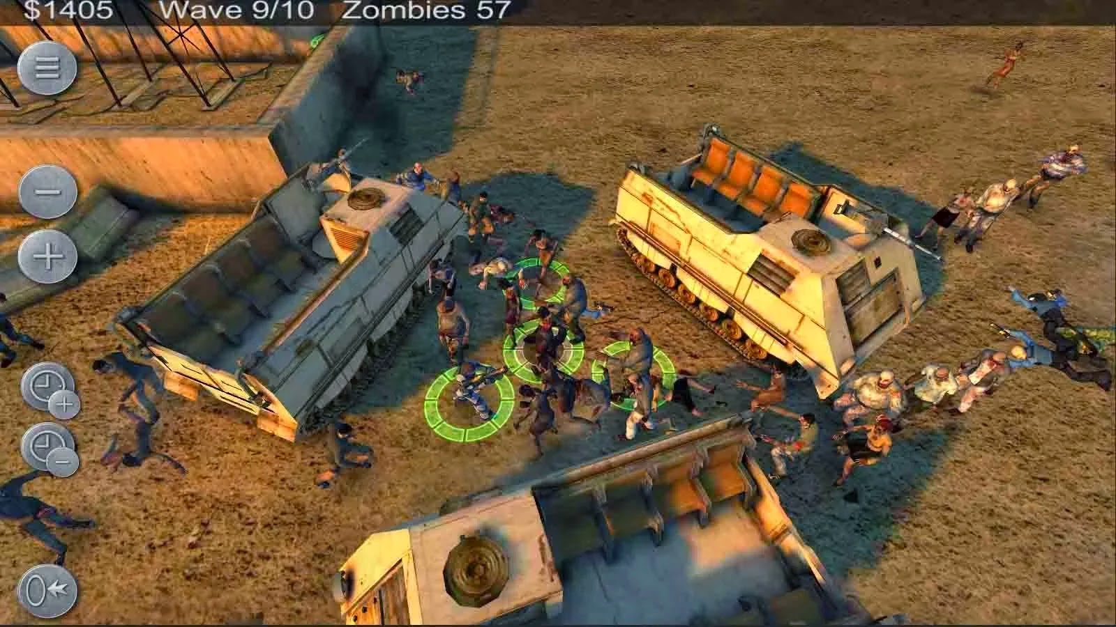 Zombie Defense v7.8 Apk (Mod Money)