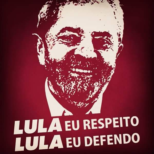 ESTAMOS COM LULA, CONTRA O GOLPE