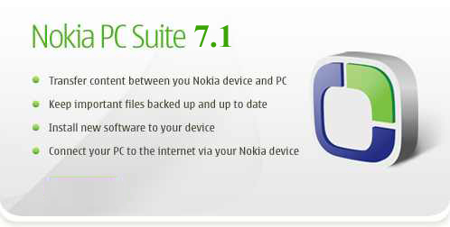 Nokia-PC-Suite 7.1