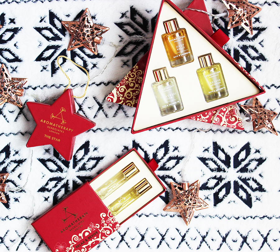 2015 Aromatherapy Associates Christmas gifts