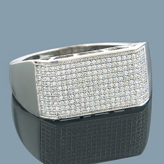 Wedding Bands Men And Women S Nature White Gold