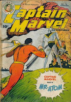 Captain Marvel Adventures #78 cover