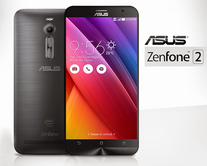 Asus Zenfone 2 ZE551ML With 4GB RAM Complete Specs