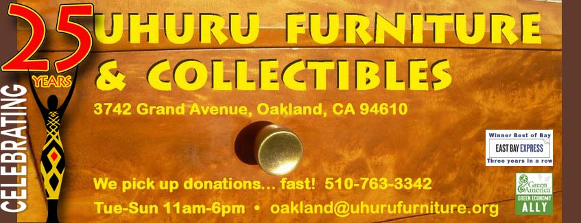 UHURU FURNITURE &amp; COLLECTIBLES