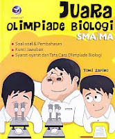 AJIBAYUSTORE  Judul Buku : Juara Olimpiade Biologi SMA/MA Pengarang : Tomi Zapino Penerbit : ANDI