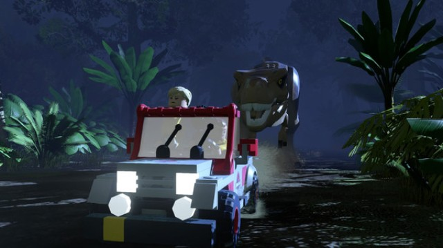 LEGO Jurassic World PC Games Gameplay