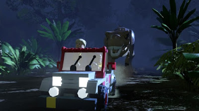 LEGO Jurassic World Games Free Download