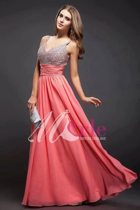 Long Party Wear Maxi Dresses