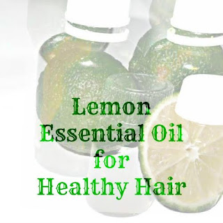 Lemon Essential Oil Recipes For Natural Hair