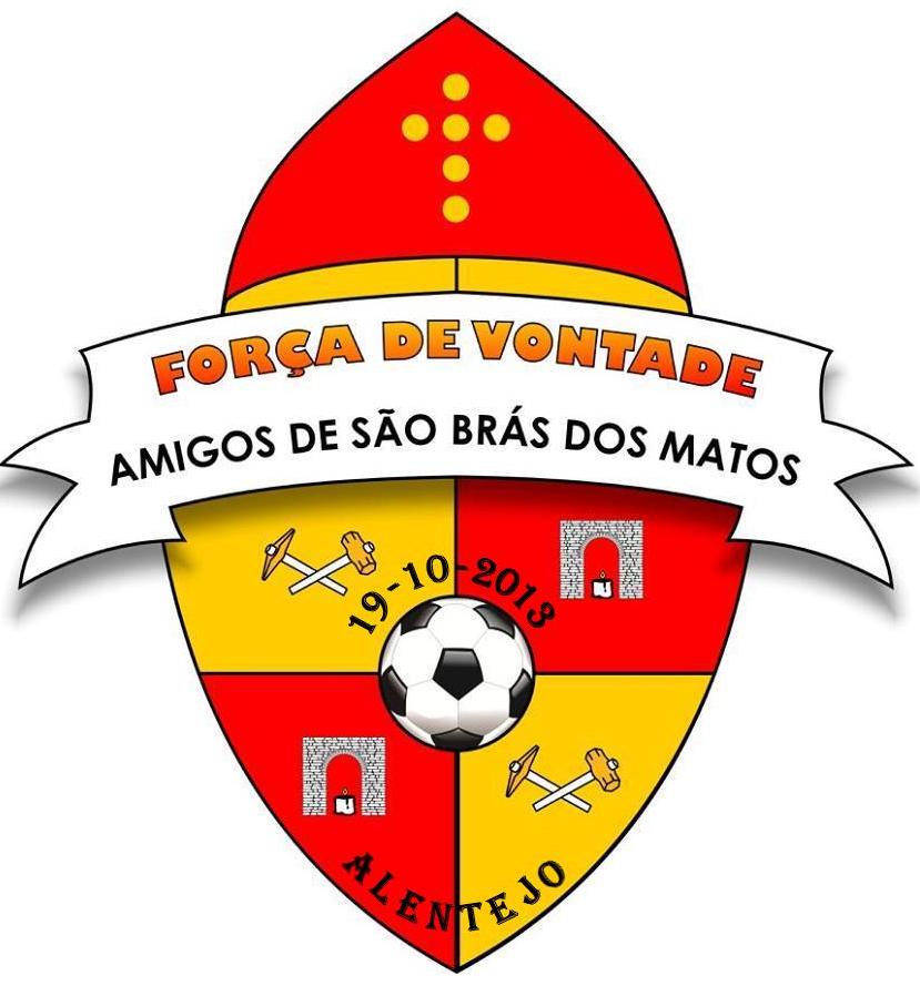 LOGÓTIPO/ BRASÃO DOS «AMIGOS DE SÃO BRÁS DOS MATOS».