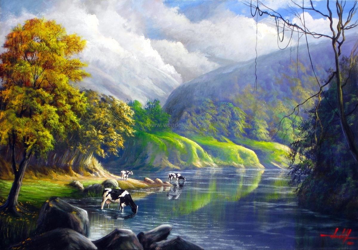 Venda de quadros com pinturas originais. Artes Plásticas Pinturas a  #694219 1200x841