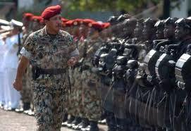 Pasukan di negara-negara Afrika Utara