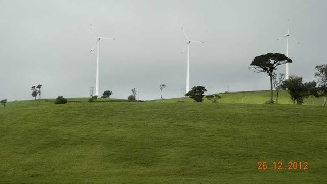 Ambewela wind plant