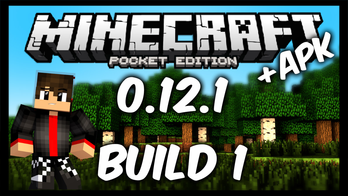 Сервера Minecraft Pocket Edition 0.12 1
