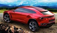 Yeni SUv modeli VW -Audi markası Lamborghini den