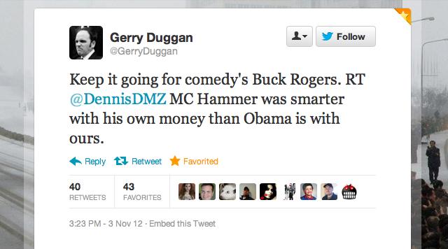 Gerry Duggan