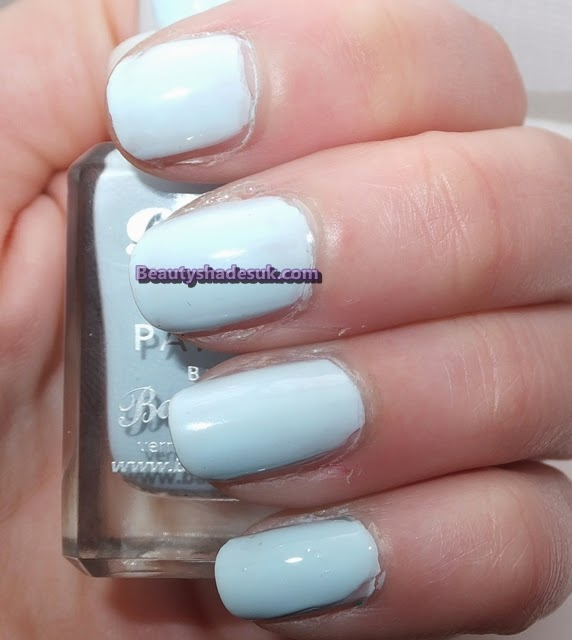 Barry M Gelly Huckleberry swatch