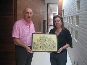 Obra seleccionada en el III Concurso de Dibujo y Pintura de Madinat al-Zhara