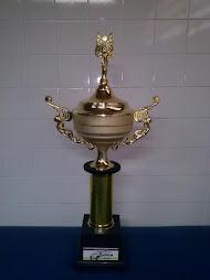 Troféu de Campeão do Municipal de SBC 2012