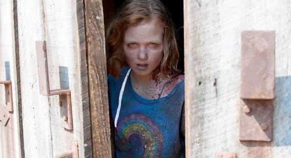 The Walking Dead Sophia La Tropa Friki