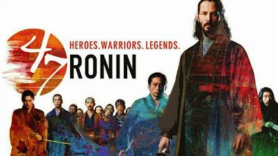 La Leyenda del Samurai 47 Ronin con Keanu Reeves