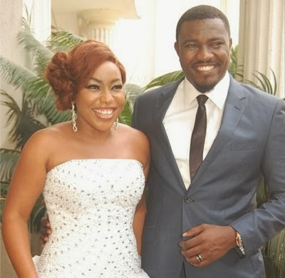 Wedding Pictures Rita Dominic Marries John Dumelo