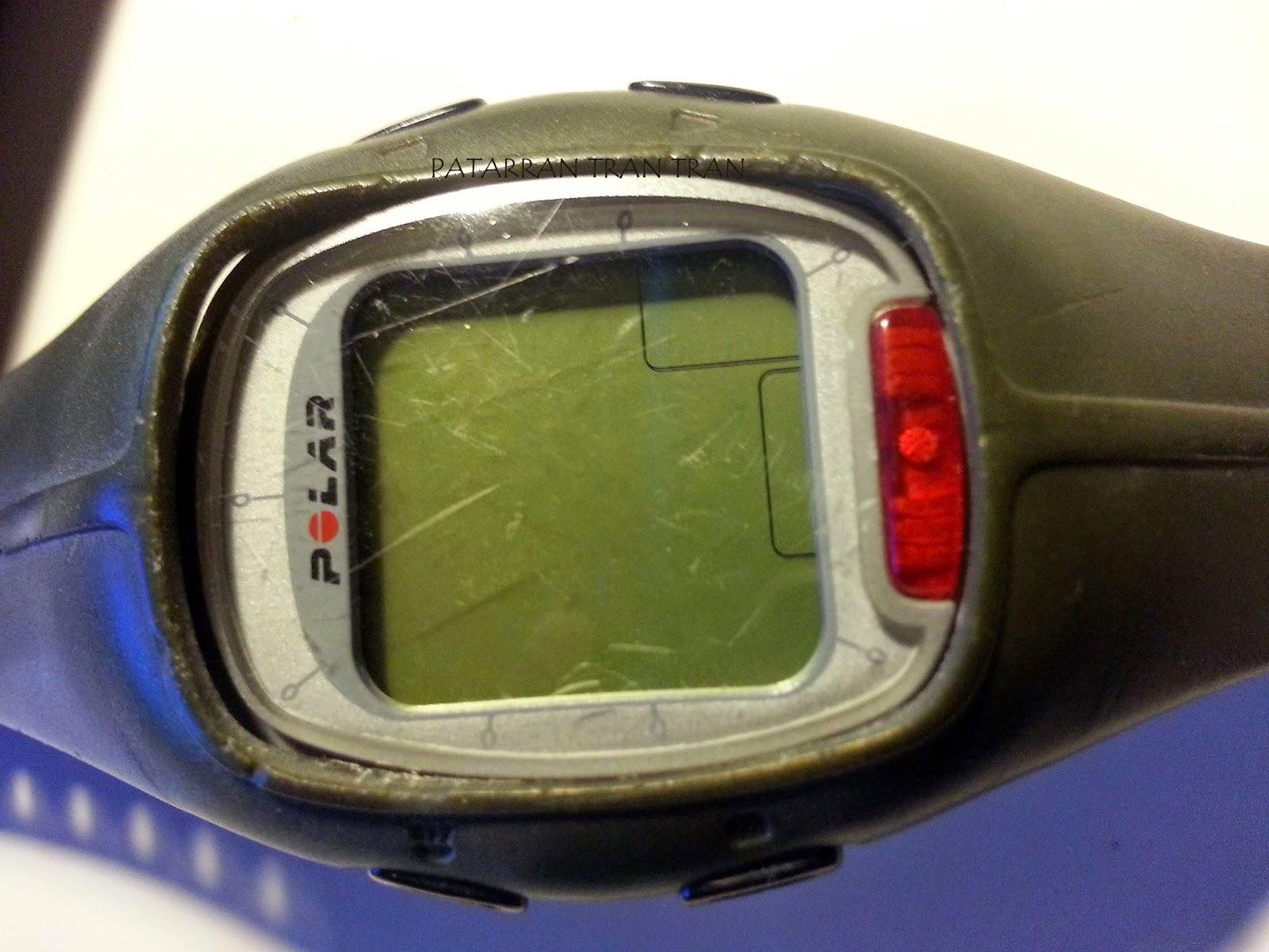 Pulsometro Polar RS100