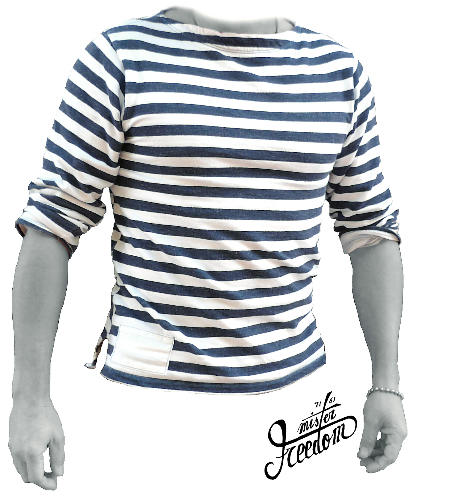 Windowshopping june 2011 for Striped french sailor shirt