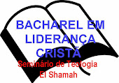 BACHAREL EM LIDERANÇA CRISTÃ