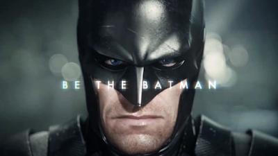Seja o Batman