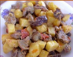 cara membuat sambal goreng ati bumbu sambal goreng hati ampela