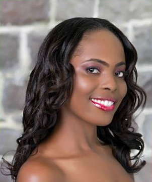 Miss World Saint Kitts and Nevis 2013 Trevicia Adams